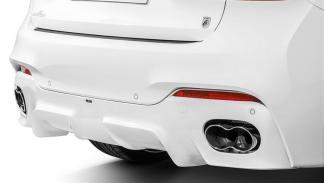 BMW X6 Falcon AC Schnitzer escape