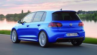 deportivos malos circuito Volkswagen Golf R Mk6 zaga