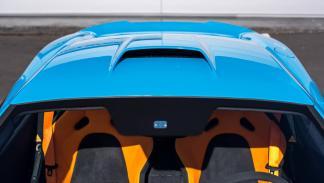 McLaren 675 LT MSO toma aire