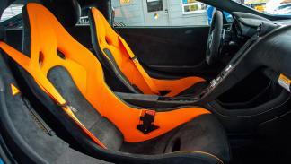 McLaren 675 LT MSO interior