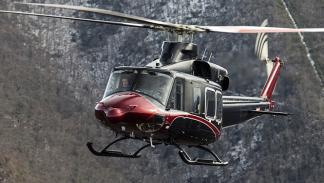 Helicóptero de subaru para el ejercito japonés 2