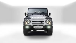 Land Rover Overfinch frontal