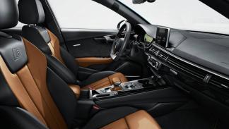 Audi A4 Verde Goodwood