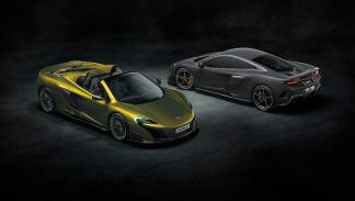 modelos longtail de McLaren