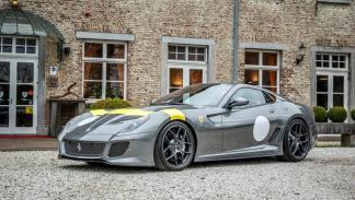 Ferrari 599 GTO venta novitec historic