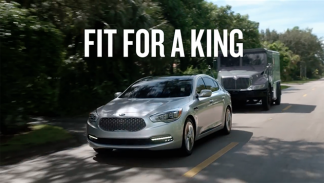 Anuncio Kia K900 Lebron James 4