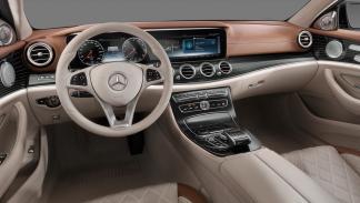 Mercedes Clase E 2016 interior bitono