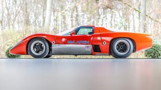 McLaren M12 a la venta lateral