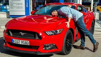 Dani Mateo embajador Ford Mustang España 3