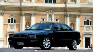 Maserati Quattroporte IV negro