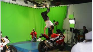 acrobacias bmw
