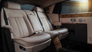Rolls-Royce Sunrise Phantom asientos