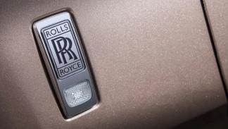 Rolls-Royce Sunrise Phantom logo