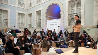 Josef Ajram presentación Hyundai