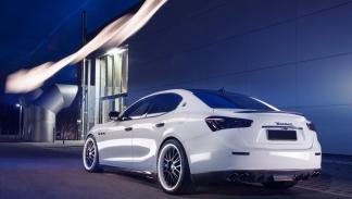 Maserati Ghibli by HS Motorsport tres cuartos trasero