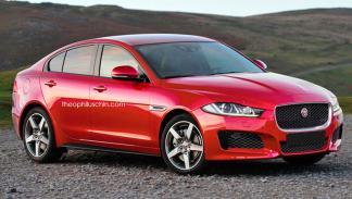 Render Jaguar XG