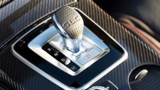 Mercedes SLC cambio