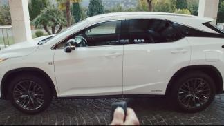 La vida RX Jude Law y Lexus 3