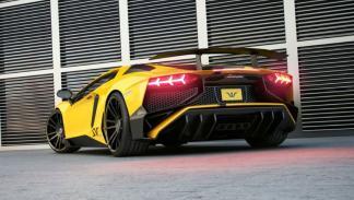 Lamborghini Aventador SV by Wheelsandmore