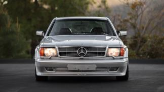 Mercedes 560 AMG frontal