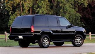 Cadillac Escalade 1999 trasera
