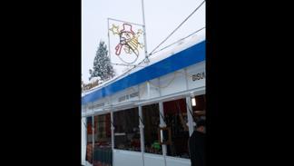 mercado de navidad leon