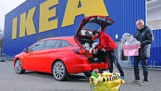 Primera prueba: Opel Astra Sports Tourer maletero