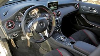 Mercedes A45 AMG Posaidon
