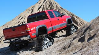 GMC Sierra kit de Mattracks