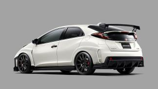 Mugen Honda Civic Type-R trasera