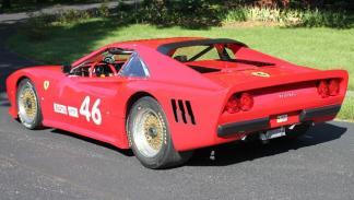 Ferrari 288 GTO tres cuartos traseros