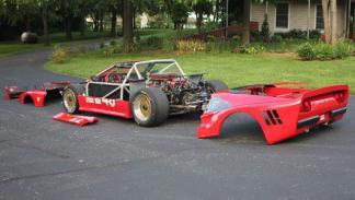 Ferrari 288 GTO piezas