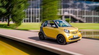 smart fortwo Cabrio 2016 delantera