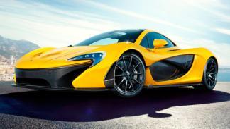 El McLaren P1 es el primer coche que no se deprecia