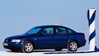 VW Passat TDI 110