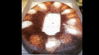 roscones de la Pastelería El Pozo