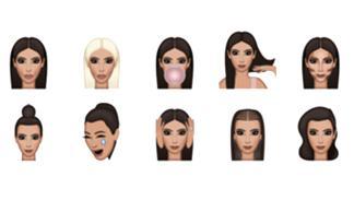 Kimoji, la app de Kim Kardashian 4