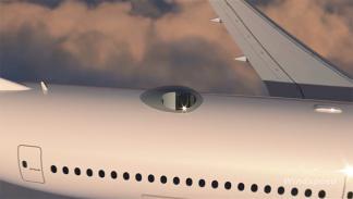 SkyDeck, primera clase premium avión 4