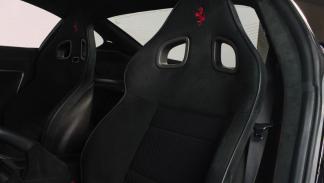 Ferrari 599 GTO XX asientos