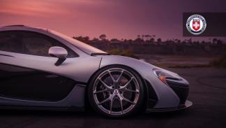 McLaren P1 de HRE Performance Wheels llantas