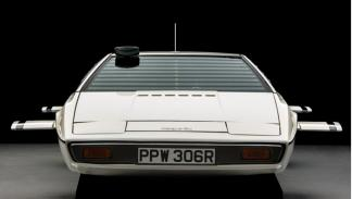 frontal del Lotus Esprit de James Bond