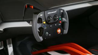 McLaren 675LT jvcKenwood Concept interior