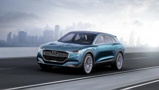 Audi CES 2016 audi e-tron quattro concept