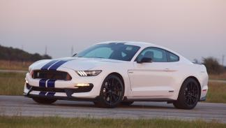 Ford Mustang gt350 Hennessey HPE575