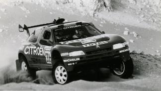 Citroën ZX Dakar