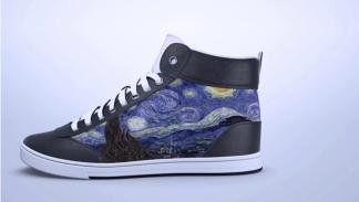 diseños posibles de las zapatillas personalizables