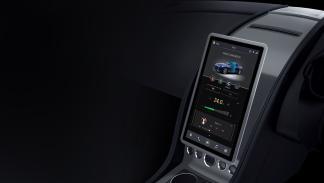 Aston Martin Rapide S Concept salpicadero