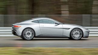 Aston Martin DB1O 2016 barrido