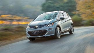 Primera prueba: Chevrolet Bolt EV eléctrico