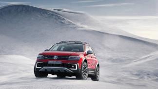 Volkswagen Tiguan GTE Active concept pendiente